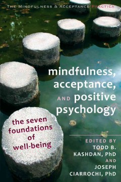 Mindfulness, Acceptance, and Positive Psychology, book cover