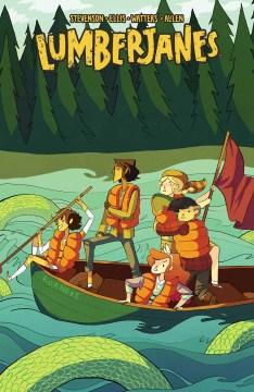 Lumberjanes: A Terrible Plan, book cover