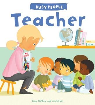 Maestra, portada de libro