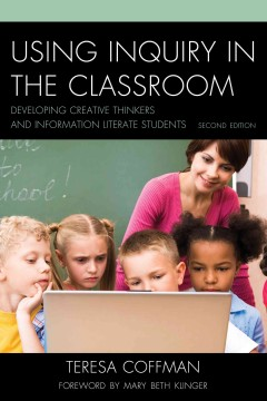 Using Inquiry in the Classroom, book cover