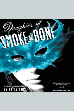 Daughter of Smoke and Bone by Laini Taylor (e-audiobook)