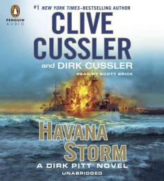 Havana storm by Clive Cussler and Dirk Cussler.