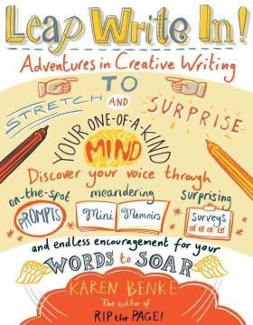 Leap Write In! by Karen Benke