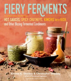Fiery Ferments , book cover