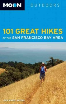 101 great hikes of the San Francisco Bay Area, book cover
