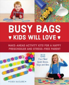 Busy Bags Kills Will Love, book cover