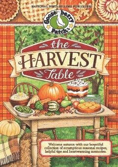 The Harvest Table, book cover