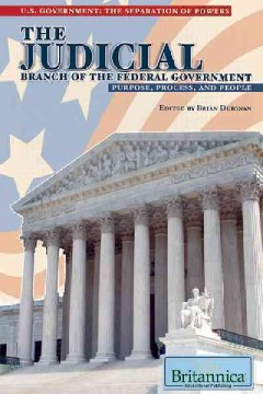 El Poder Judicial del Gobierno Federal Propósito, Proceso y Personas, portada del libro.