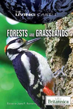 Forests and Grasslands, book cover