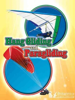 Hang Gliding and Paragliding, book cover