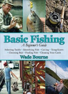 Basic Fishing, book cover