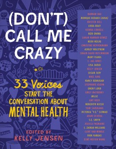 (Don't) Call Me Crazy, book cover
