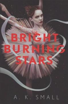 Bright Burning Stars, portada del libro