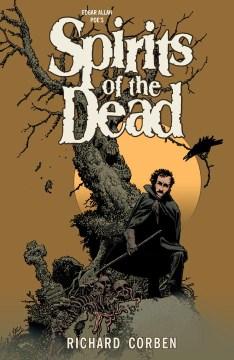 Edgar Allan Poe's Spirits of the Dead, book cover