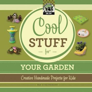 Cosas geniales para tu jardín, portada de libro