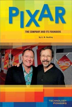 Pixar, book cover