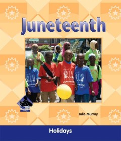 Juneteenth, book cover