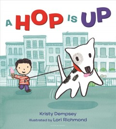 A Hop is Up, book cover