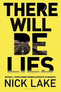 There Will Be Lies, book cover