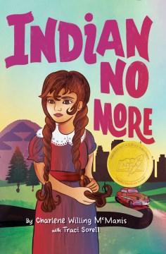 Indian No More, portada del libro