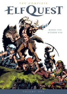 ElfQuest, book cover