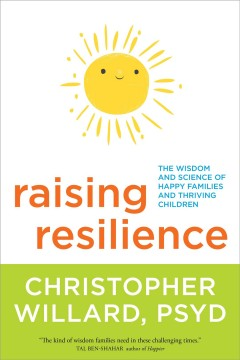 Raising Resilience, book cover