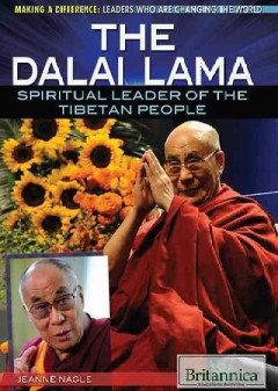 The Dalai Lama: Spiritual Leader of the Tibetan People by Jeanne Nagle, book cover