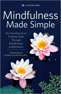 Mindfulness Made Simple, book cover