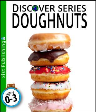 Donuts, portada de libro