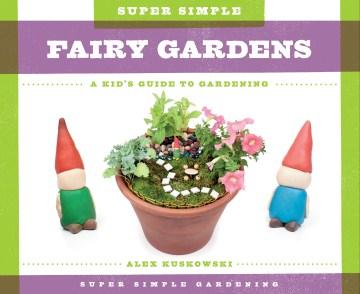 Super Simple Fairy Gardens, portada del libro