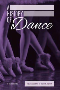 A History of Dance, book cover