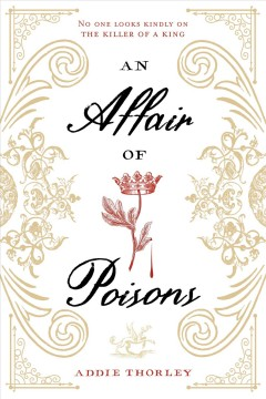 An Affair of Poisons , book cover