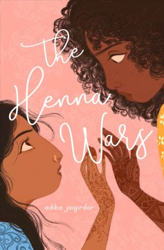 The Henna Wars, book cover