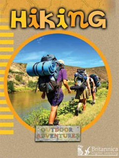 Hiking, book cover
