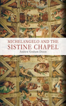 Michelangelo and the Sistine Chapel, book cover