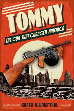 Tommy, book cover