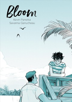 Bloom, book cover