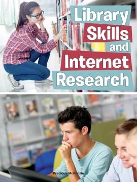 Habilidades bibliotecarias e investigación en Internet, portada del libro