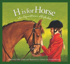 H Is for Horse, book cover