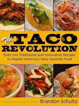 The Taco Revolution, book cover