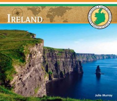 Ireland by Julie Murray, book cover