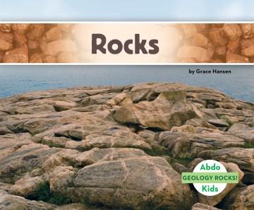 Rocks , book cover