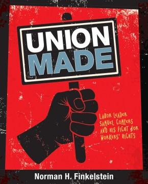 Union Made, portada del libro