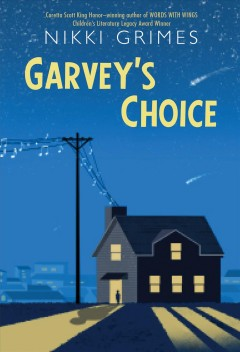 Garvey's Choice, portada del libro