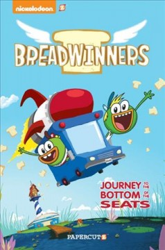 Breadwinners: Journey to the Bottom of the Seats , book cover