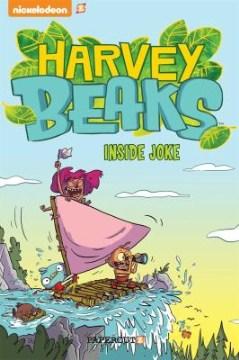 Harvey Beaks: Inside Joke, book cover