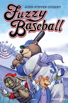 Fuzzy Baseball, book cover