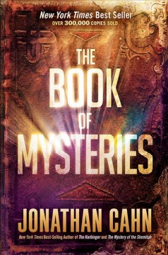 The book of mysteries / Jonathan Cahn.
