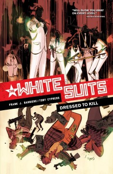 White Suits: Dressed to Kill, book cover