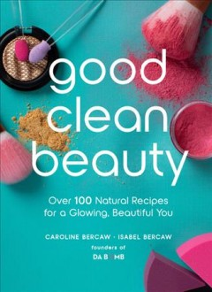 Good Clean Beauty, book cover